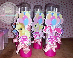Tubetes My Little Pony Scrap Lacinho