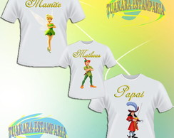 Kit Camiseta PETER PAN