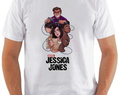Camiseta Jessica Jones #3 Kilgrave