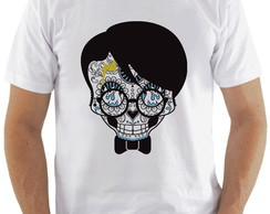 Camiseta Harry Potter #7 Skull Harry