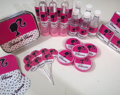 Kit Festa Barbie Pink