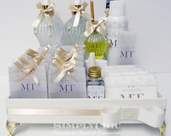Kit Toilette Champagne