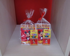 KIT COLORIR 10X14,5CM MICKEY