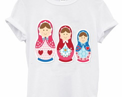 T-Shirt - Matrioska