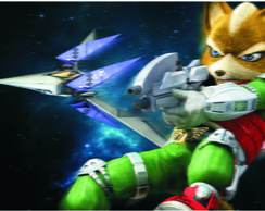 BANNER STAR FOX- LONA - 1,8x1,0m