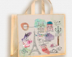 Sacolas Ecobag - Paris 1