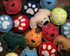 Mini Broche Animal