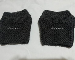 MINI POLAINA / BOOT CUFFS