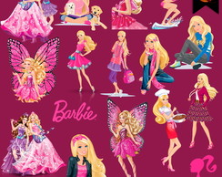 Kit Digital PNG - Barbie