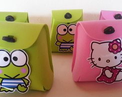 Sacolinhas Surpresa Hello Kitty