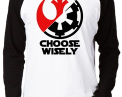 Camiseta Raglan Star Wars #3