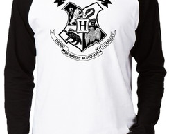 Camiseta Raglan Harry Potter #4
