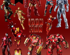 Kit Digital PNG - Iron Man 4