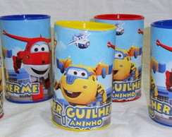 Cofre Personalizado Super Wings