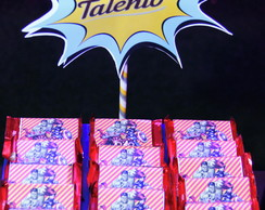 Chocolates Personalizado MINI TALENTO