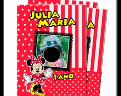 Rotulo tubet Minnie