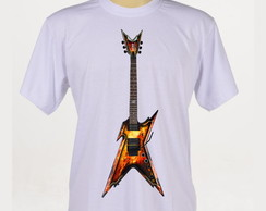Camiseta Rock - Guitarra Pantera