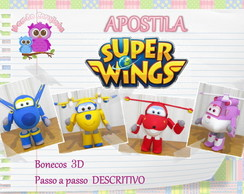 Apostila - Super Wings