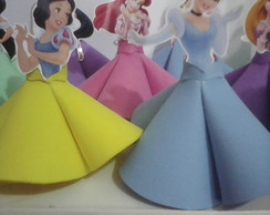 Tubetes princesas Disney