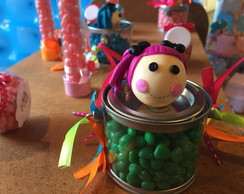 Lata de Biscuit Lalaloopsy