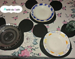 Sousplat do Mickey Mouse PAC4