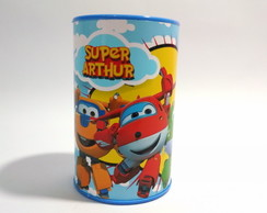 Super Wings Cofrinho