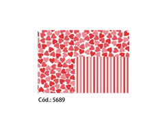 Cartolina Decorada 120g c/20 65x47 #5689