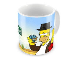 "Caneca Personalizada ""Breaking Bad"""