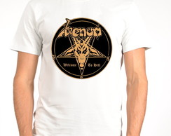Camiseta Rock - Venom