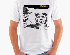 Camiseta Rock - Bauhaus