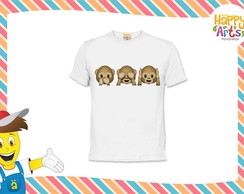 Camiseta Infantil Emotions