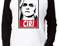 Camiseta Raglan The Witcher #5 CIRI