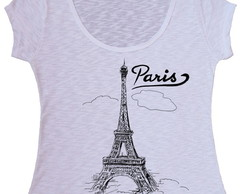 Blusa T-Shirt Paris