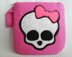 Porta Moedas Monster High M