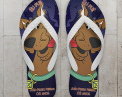 Chinelo Infantil Scooby Doo
