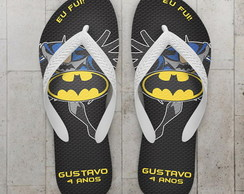 Chinelo Infantil Batman