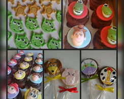 Doces personalizados Toy Story