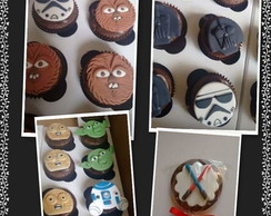 "Doces personalizados ""Star Wars"""