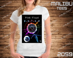 baby look Pink Floyd Pulse banda rock