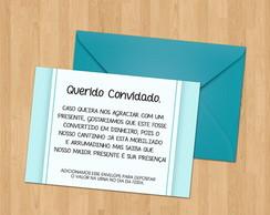 Envelope Presente Em Dinheiro 15 Anos Elo7