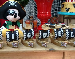Kit festa Mickey Pirata M