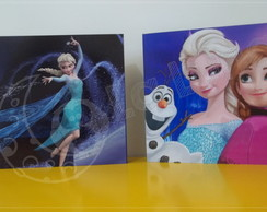 kit Quadros Frozen