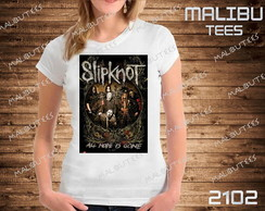 Baby Look Slipknot Banda Rock Cantor