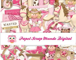 PAPEL DIGITAL COWGIRL 1-30