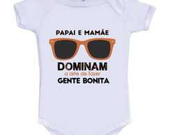 Body /Camisetinha Dominam a arte