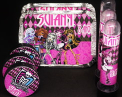 KIT FESTA MONSTER HIGH-frete gratis
