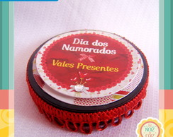 Ticket do Amor - Vale Presente (latinha)
