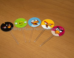 Topper para doces Angry Birds