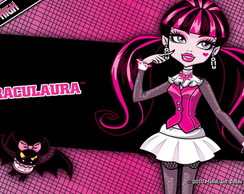 Painel Monster high completo