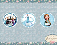 Tag relevo Latinha Mint To Be Frozen